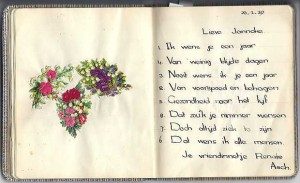 Renate Asch Poesiealbum