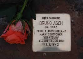 Stolperstein Bruno Asch