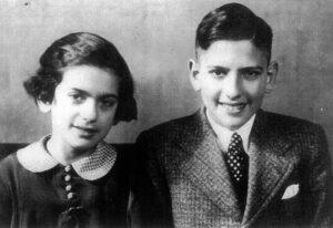 Meinhard und Berta Meyer 1936