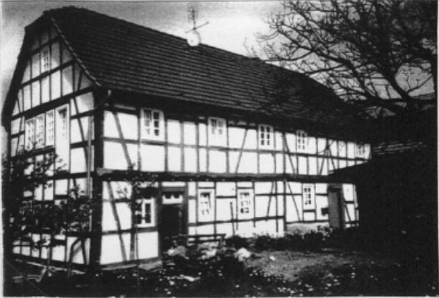 Haus der Familie Frankenthal