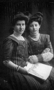 Ida und Johanna Frankenthal