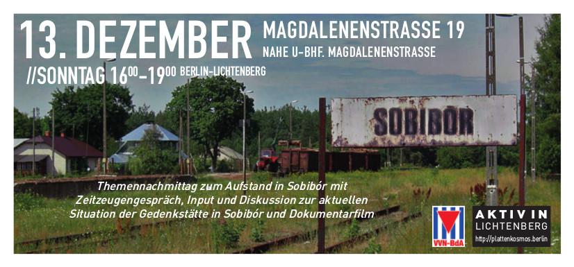 Sobibor Thementag