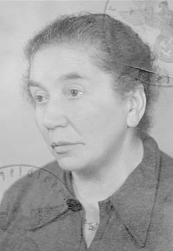 Dora Mosberg