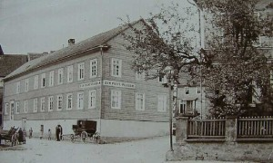 Gasthaus der Familie